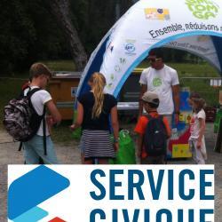 Service civique : le SMITOMGA recherche un volontaire