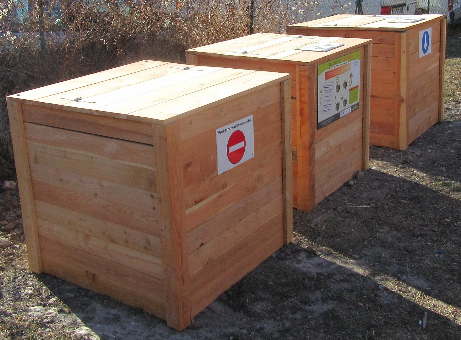 Semaine Nationale du compostage de proximité 2018