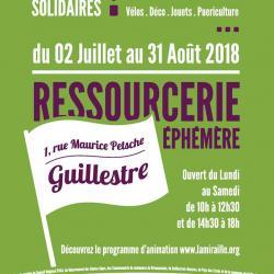La Ressourcerie La Miraille prend ses quartiers à Guillestre !