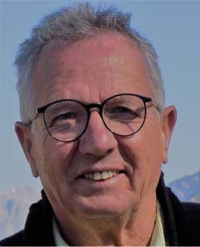 Bernard leterrrier président du SMITOMGA gestion des ordures ménagères du Guillestrois-Queyras Pays des Ecrins
