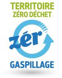 Logo zero dechet zero gaspi rvb hd contour