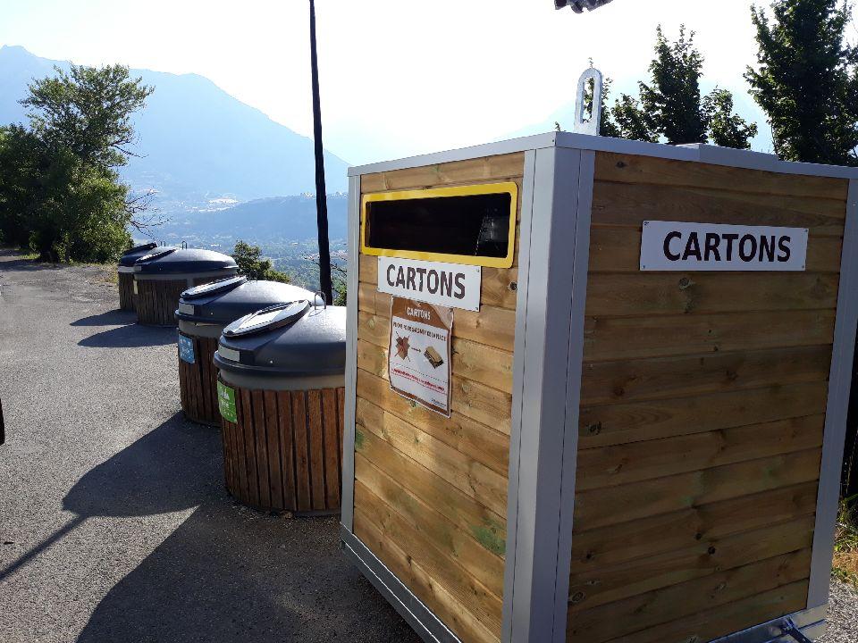 Carton - Réotier