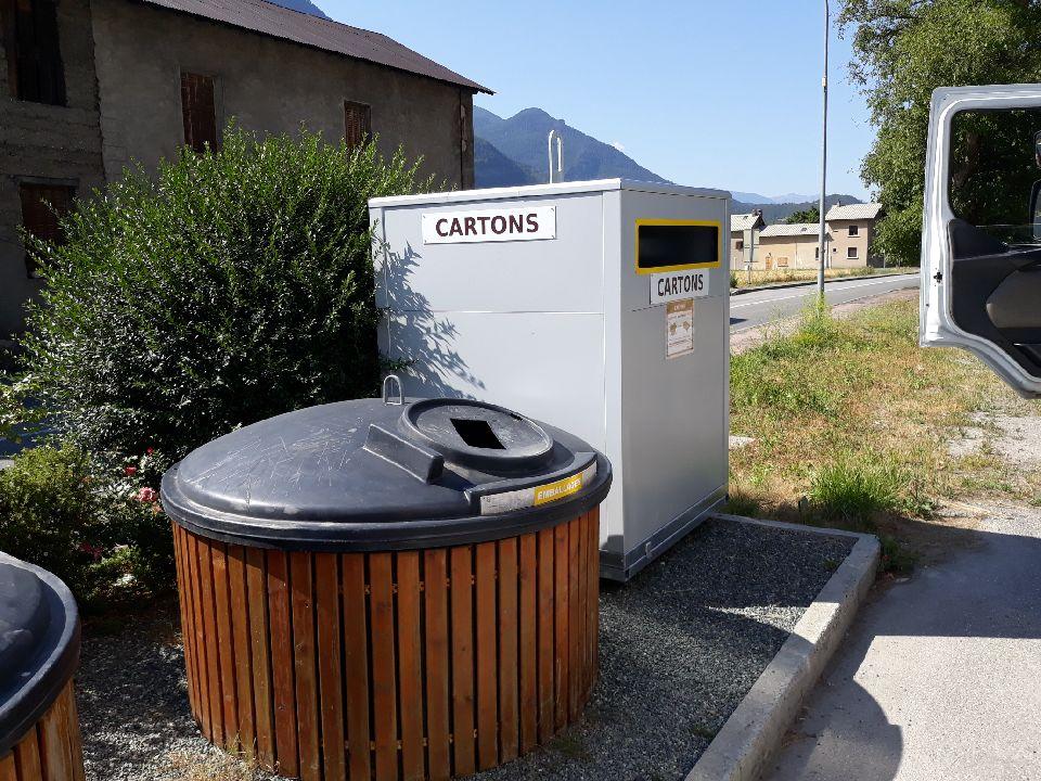 Carton - Saint Clément